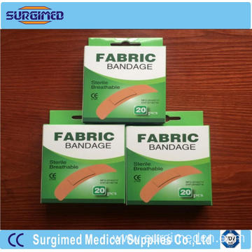 Adhesive Wound Plaster Plain Fabric
